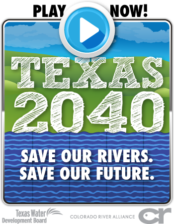 Texas 2040: Save Our Rivers. Save Our Future.